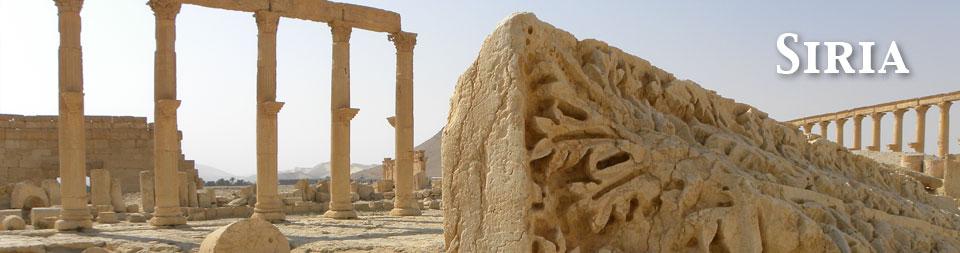 Siria - Samsara Viaggi - Viaggiare, ascoltare, vivere - agenzia viaggi in siria
