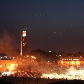 Djemaa el Fna, il cuore pulsante di Marrakech