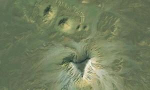 Piramidi in Egitto da Google Earth piramidi egiziane