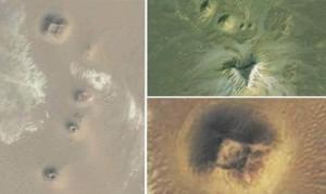 Siti delle piramidi trovate in Egitto da Google Earth maps piramidi egiziane