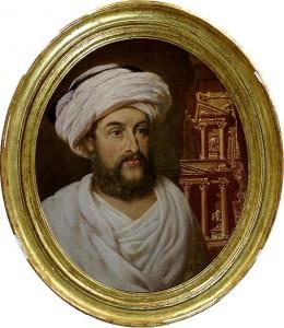 Johann Ludwig Burckhardt - Petra - Giordania città perduta