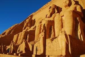 Abu Simbel - Tempio di Ramses II