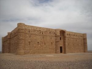 Castelli del Deserto in Giordania