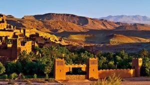 Marocco - Estate 2013 Lungo la via delle Kasbe