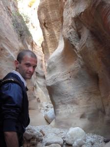 Petra giordania Sidd majjin alessandro fumagalli archeologo
