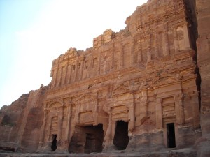 petra giordania Tomba reale (palace tomb)