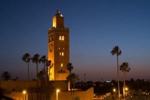Marrakech Minareto Koutoubia