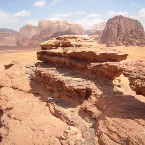 I siti Unesco della Giordania