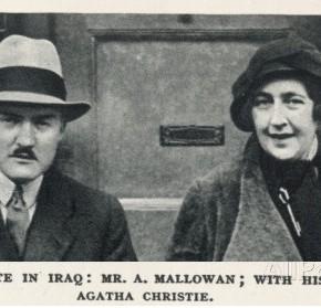 Agatha Christie e il mistero della casa a Baghdad