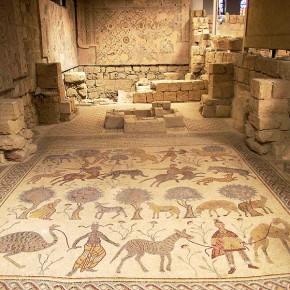 mosaici Umm ar Rasas