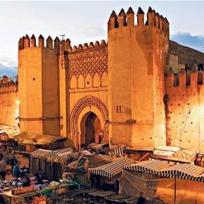 Marocco viaggio aprile fez