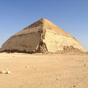 dashur bent pyramid