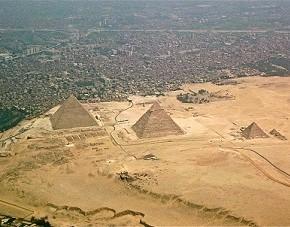 Le Piramidi egiziane - seconda parte